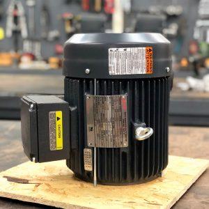 RM1003PE, 5HP, 1800 RPM, 208-230/460V, 184T Frame, 3PH, TEFC, Premium Efficient, Inverter Duty, Replaces RM0003