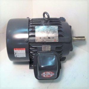 H3P2D US Motors, Hostile Duty, 3HP, 1800 RPM, 208-230/460V, 182T