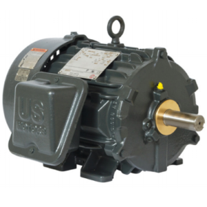 8D10P3C, 10HP, 1200 RPM, 460V, 256T, 841 PLUS, premium efficient, TEFC, 3ph