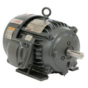 X5P1B, 5HP, 3600 RPM, 230/460V, 184T frame, explosion proof, hazardous location, dual label