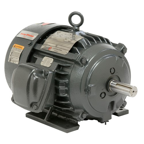 XS12SA3A, 1/2HP, 1200 RPM, 208-230/460V, 56 frame, explosion proof, hazardous location, dual label
