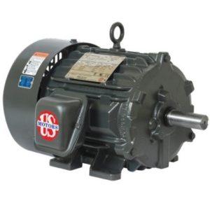 HD15P3E, 15HP, 1200 RPM, 230/460V, 284T frame, hostile duty