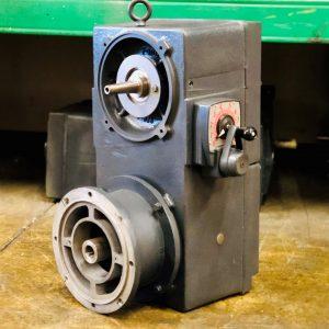 E743, 25 Frame, 450-3600 RPM, VAM Type, C-Flow Assembly, 10HP Max Input
