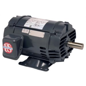 D30P2D, 30HP, 1800 RPM, 208-230/460V, 286T frame, ODP