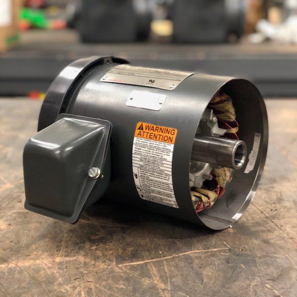 RE0002, 3/4HP, 1800 RPM, 208-230/460V, 56 Frame, 3PH, TEFC, Replaces E183