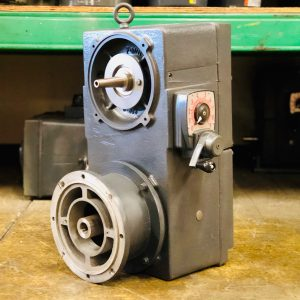 E743, 25 Frame, 450-3600 RPM, VAM Type, C-Flow Assembly, 10HP Max Input