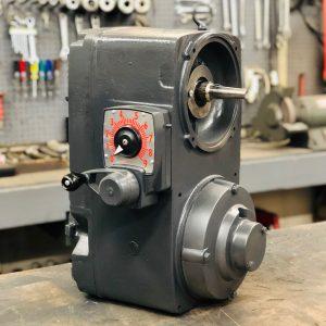 F714, 15 Frame, 500-4000 RPM, VAM Type, Z-Flow Assembly, 5HP Max Input