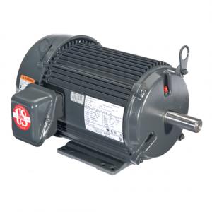 U3P2D, 3HP, 1800 RPM, 208-230/460V, 182T frame, general purpose