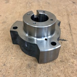 "132608-000 Coupling, 1-1/4"" bore, 3/8"" keyway"